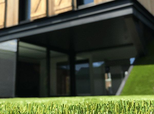 Architect Hoesselt kunstgras tuin